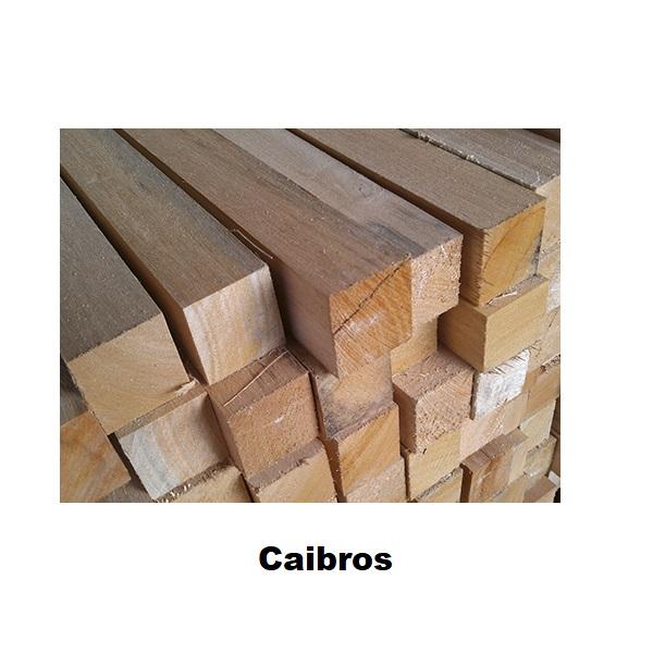 Caibros - Medidas: - 5x5 - 5x7