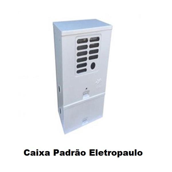 Caixa Padrão Eletropaulo