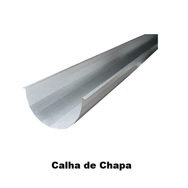 Calha de Chapa