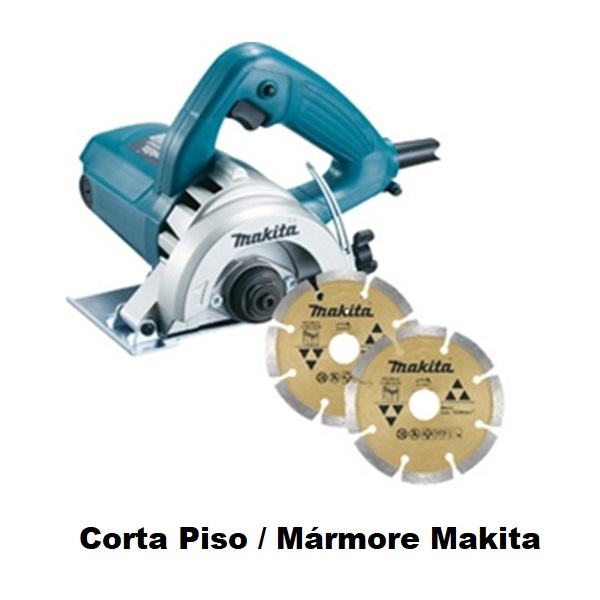 Corta Piso / Mármore Makita
