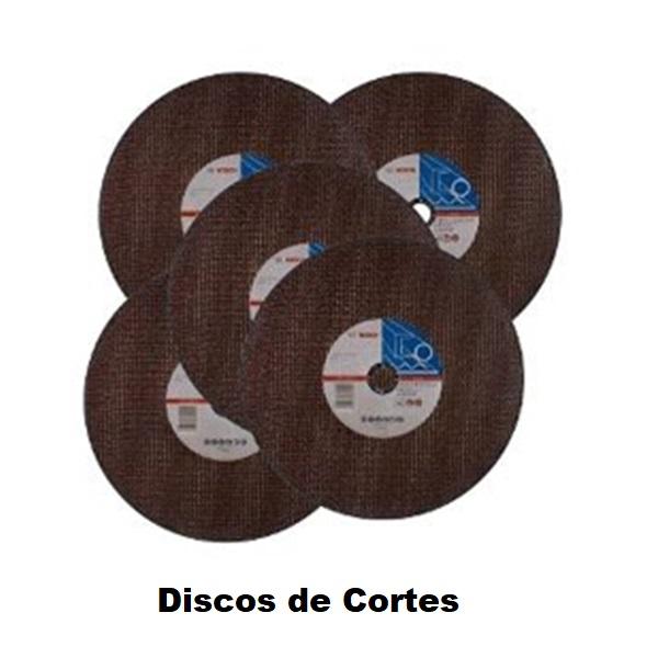 Discos de Cortes