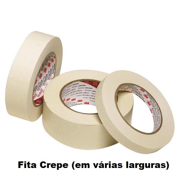 Fita Crepe (em várias larguras)