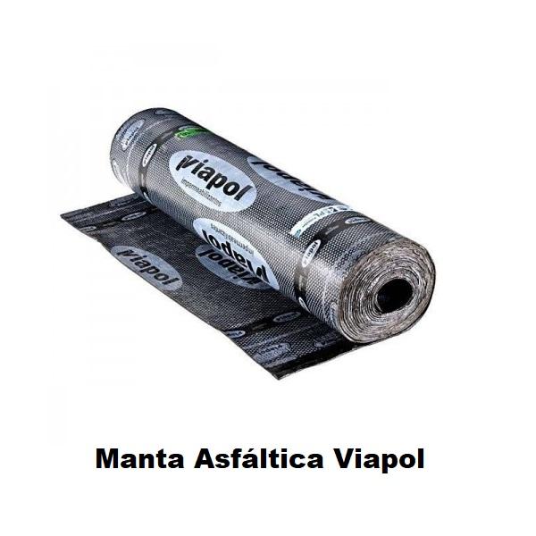 Manta Asfáltica Viapol