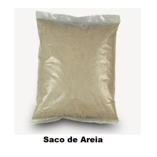 Saco de Areia (5 e 20Kg)